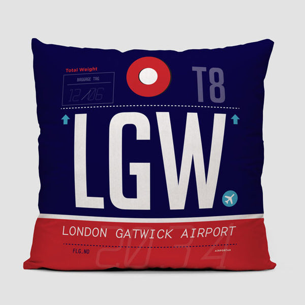 Lgw Gatwick Airport London Airport Code Inspired