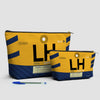 LH - Pouch Bag - airportag  - 3