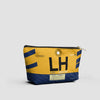 LH - Pouch Bag - airportag  - 2