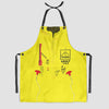 Life Vest - Kitchen Apron - Airportag