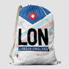 LON - Laundry Bag - Airportag