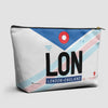 LON - Pouch Bag - Airportag