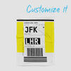 Luggage Ticket - Blanket airportag.myshopify.com
