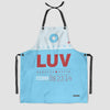 LUV Tag - Kitchen Apron - Airportag