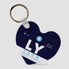 LY - Keychain - Airportag