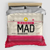 MAD - Duvet Cover