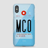 MCO - Phone Case - Airportag