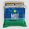 MDT - Duvet Cover