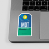 MDT - Sticker