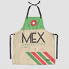 MEX - Kitchen Apron - Airportag