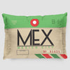 MEX - Pillow Sham - Airportag