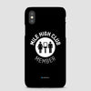Mile High Club - Phone Case - Airportag