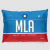 MLA - Pillow Sham - Airportag