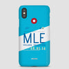 MLE - Phone Case - Airportag