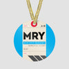 MRY - Ornament - Airportag