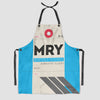 MRY - Kitchen Apron - Airportag