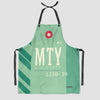 MTY - Kitchen Apron