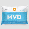 MVD - Pillow Sham - Airportag