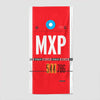 MXP - Beach Towel - Airportag