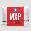 MXP - Pillow Sham - Airportag