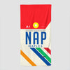 NAP - Beach Towel