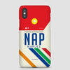 NAP - Phone Case - Airportag