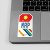 NAP - Sticker