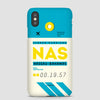 NAS - Phone Case - Airportag