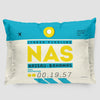 NAS - Pillow Sham - Airportag