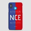 NCE - Phone Case - Airportag