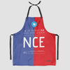 NCE - Kitchen Apron - Airportag