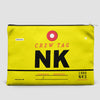 NK - Pouch Bag - airportag  - 3