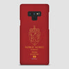 Norway - Passport Phone Case airportag.myshopify.com