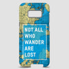 Not All Who Wander - Phone Case