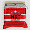 NRT - Duvet Cover - Airportag