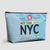 NYC - Pouch Bag