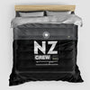NZ - Duvet Cover - Airportag