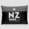 NZ - Pillow Sham - Airportag