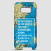 Of All Books - Phone Case - Airportag