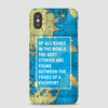 Of All Books - Phone Case