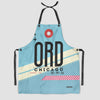ORD - Kitchen Apron - Airportag