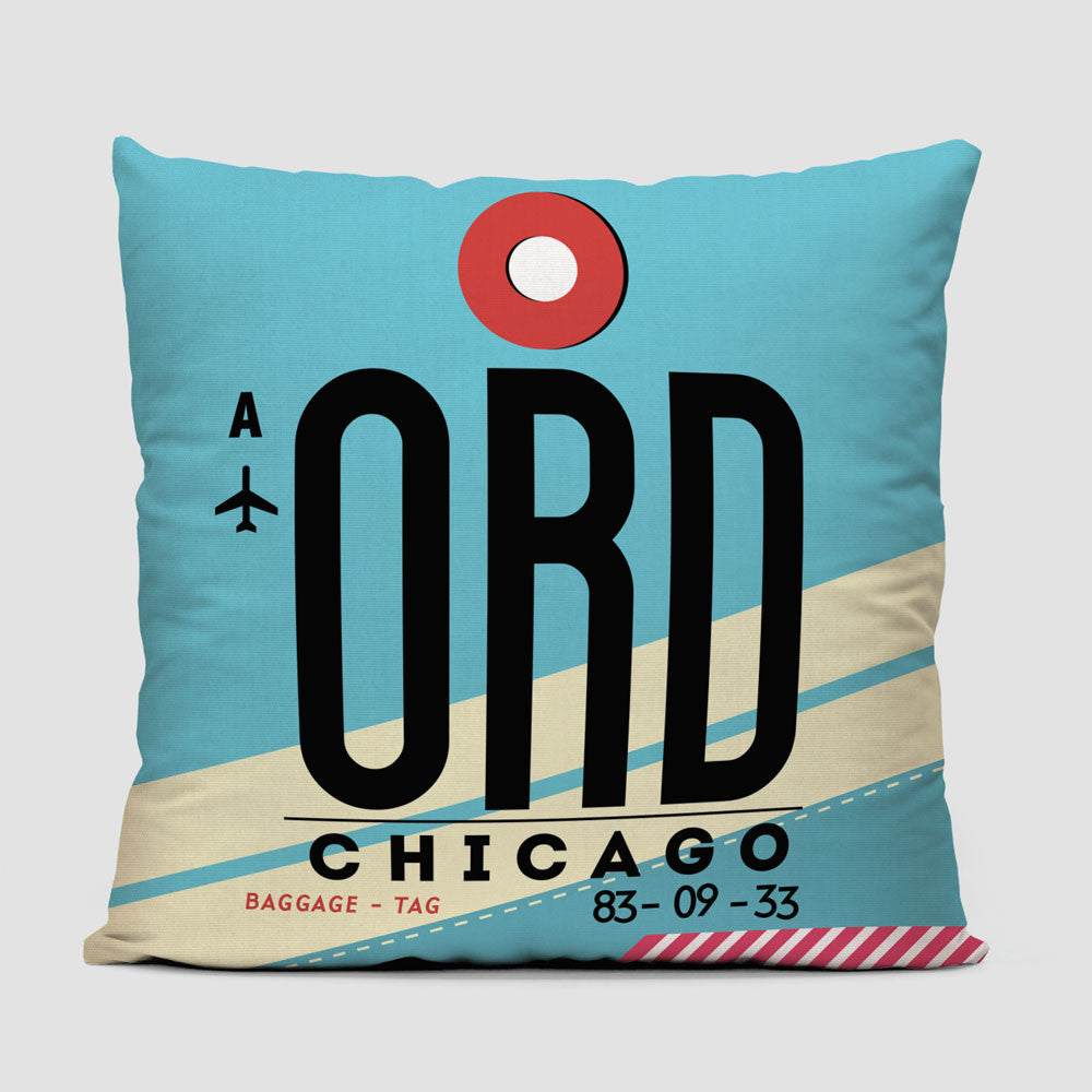 ORD - Throw Pillow
