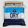 ORY - Duvet Cover - Airportag