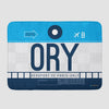 ORY - Bath Mat - Airportag