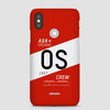 OS - Phone Case - Airportag