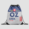 OZ - Drawstring Bag - Airportag