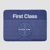 Pan Am First Class - Bath Mat - Airportag