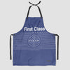 Pan Am First Class - Kitchen Apron - Airportag