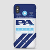 PA - Pan Am - Phone Case - Airportag