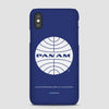 Pan Am Logo - Phone Case - Airportag